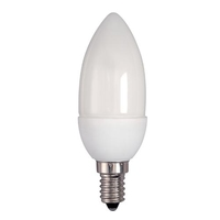Solus 11 Watt SES Candle CFL 1 PK