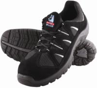 Steel Blue Adelaide Safety Shoe Black