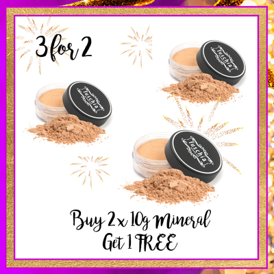 3 FOR 2 MINERAL 10G
