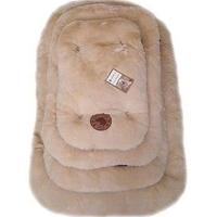 Country Pet Luxury Dog Mat Sheepskin - 55 x 35cm x 1