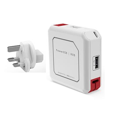 PowerUSB Portable 4 USB Powerbank