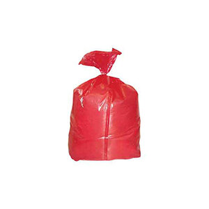 Solu-Strip Laundry Sack Red Large