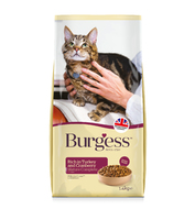 Burgess Mature Cat Turkey 1.4kg
