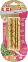 8in1 Delights Twisted Sticks Pork - 10-Piece x 1