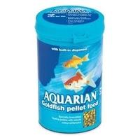 Aquarian Goldfish Pellet 284g x 1