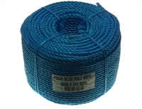 BLUE POLYROPE 8MM X 220MTR
