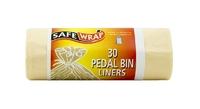 Safewrap 30 Pedal Bin Liner