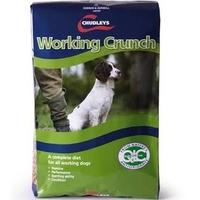 Chudleys Working Crunch 15kg