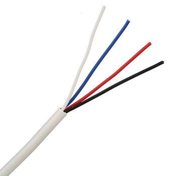 Alarm Cable. PVC 4 Cores 7/0.19mm