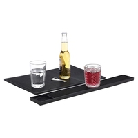 Bar Mat Black 23.4 x 3.3