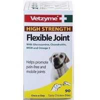 Vetzyme Flexible Joint Tablets - High Strength 90 tab x 1
