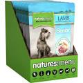 Natures:Menu Senior Lamb & Chicken Dog Pouch 300g x 8