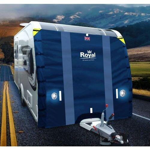 Royal Leisure  Caravan Front Cover Easy Fit
