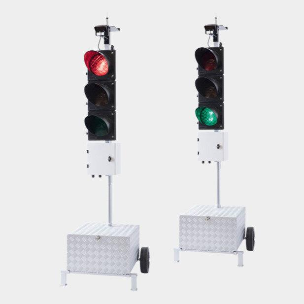 LED Radio/Con Radar Traffic Lights Set MPB3400
