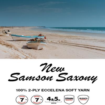 New Samson Saxony