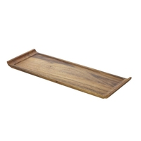 Acacia Wood Serving Platter 46cm x 17.5cm x 2cm