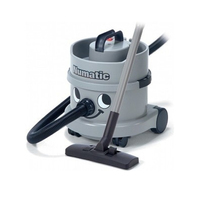 Numatic Nuvac Canister Vacuum Cleaner (Grey)