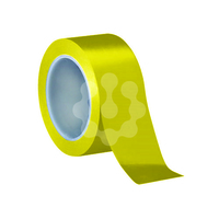 19mm X 20 Mtr PVC Tape Yellow