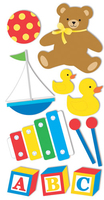 Baby Toys  Essential Craft Sticker.