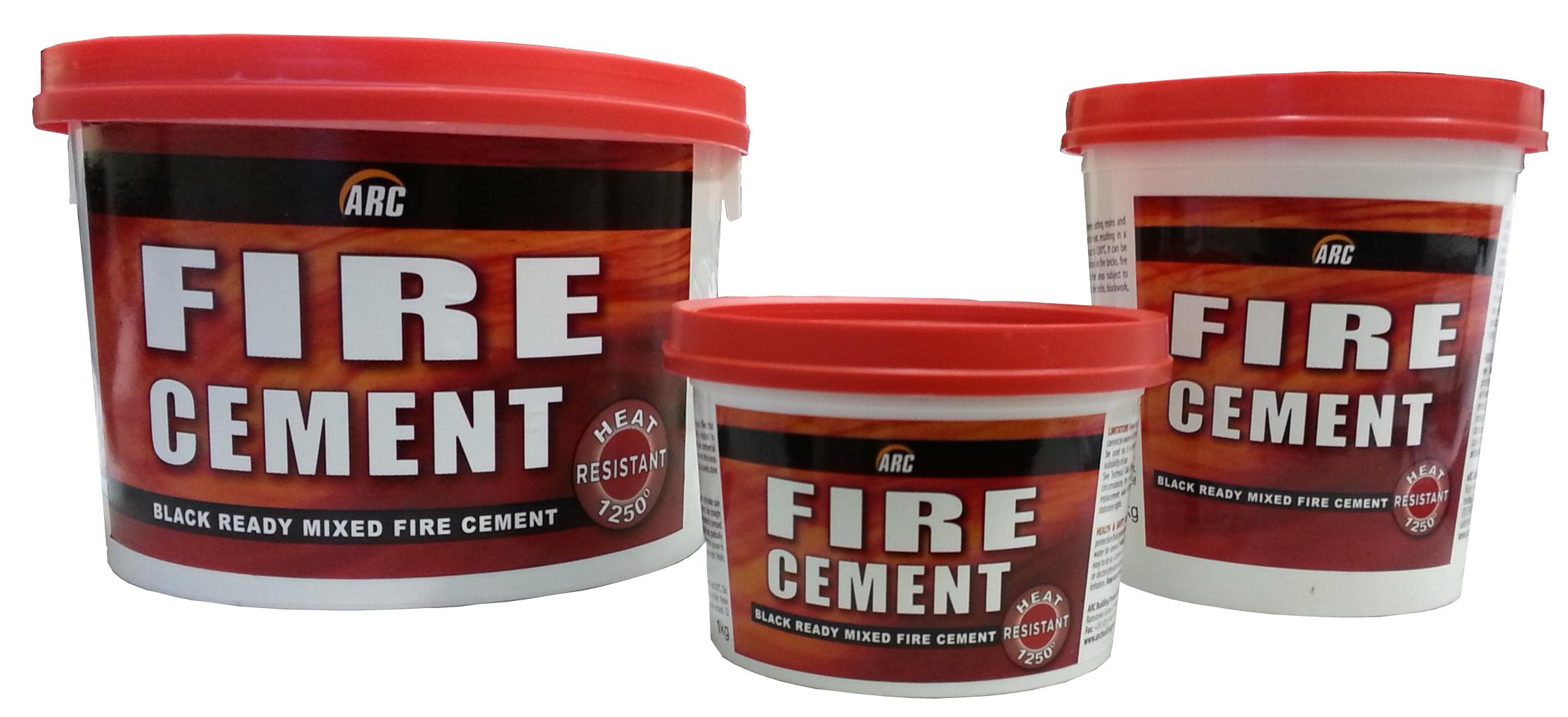 ARC FIRE CEMENT 1kg