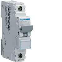 Hager 32AMP S/P MCB B Type