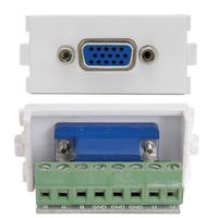 VGA Socket Screw Terminals
