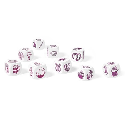 Fantasia Rory's Story Cubes - 9 cubes