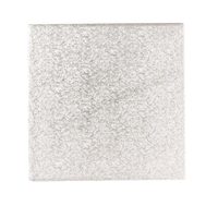 "DTS10 DOUBLE THICK CARD SQUARE 10"""" SINGLE"