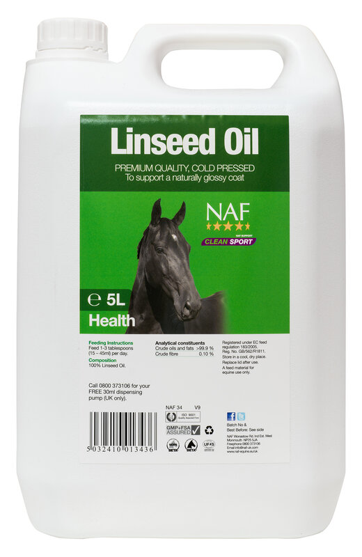 NAF Linseed Oil 5L