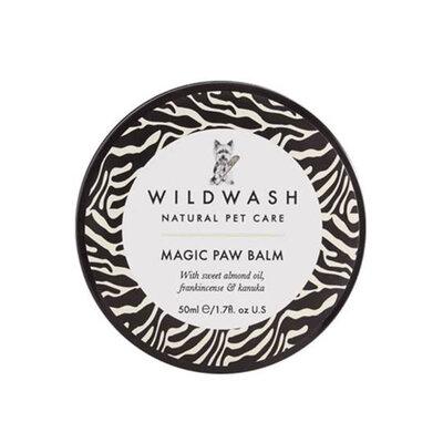 WildWash Pro Healing Paw Balm 50ml