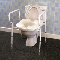 Homecraft Stirling Elite Toilet Frame