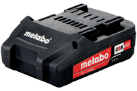 Metabo Battery 2.0Ah Li-ion (Single)