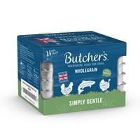 Butcher's Dog Trays Simply Gentle 150g x 24