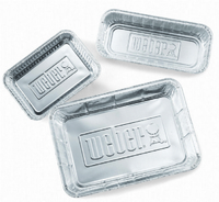 Weber® Drip Trays - Large