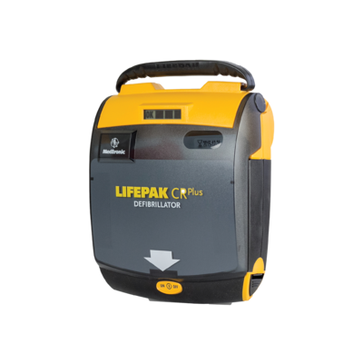 LIFEPAK CR PLUS DEFIBRILLATOR