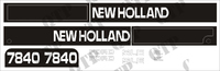 Decal Kit Ford NH 7840