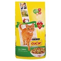 Go-Cat Adult Cat Turkey & Veg 2kg
