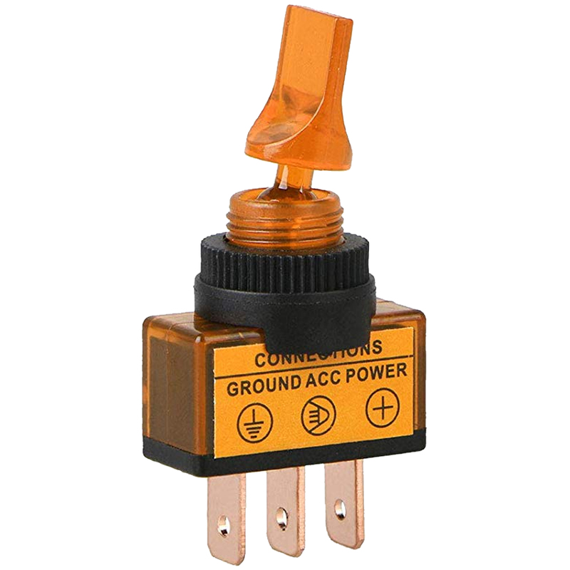 Switch   Door Switch 20A 12VDC Push Off