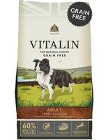 Vitalin Natural Adult Grain-Free Fresh Chicken 2kg