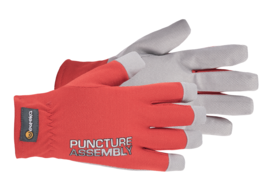 Eureka Par Puncture Red Assembly Glove