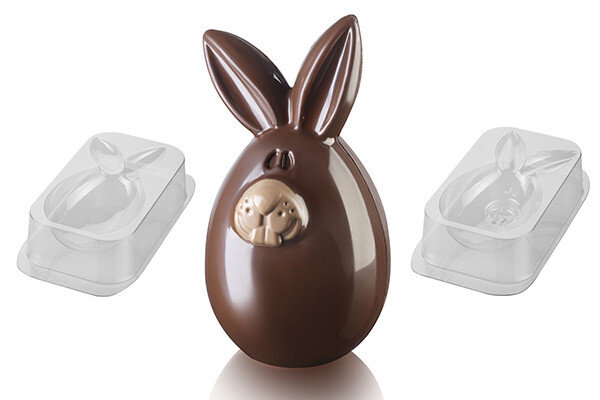 Lucky Bunny Mould 285x150xH58