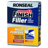 Ronseal Multi Purpose Wall Filler 2kg