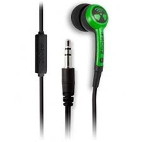 ifrogz EarPollution - Bolt Earbuds - Green