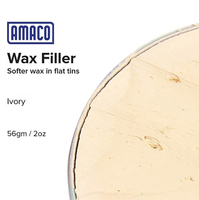 Amaco Wax Fillers ( Ivory)