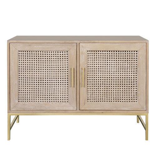 Roundwood 2 Door Cabinet