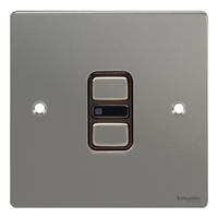 xFP Black Nickel IR ELEC DIM 1G Black | LV0701.0519