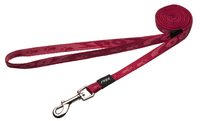 Rogz Alpinist Red Small (Kilimanjaro) Fixed Lead 1.4m x 1