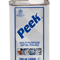 Peek Metal Polish 250ml Liquid