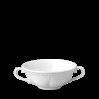 Elegant Consomme Bowl handles 13.5oz 38cl Carton of 24