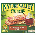 Nature Vall MultiCanadian Maple Syrup 5pk x5